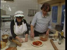 How to make a pizza - Keith Floyd - BBC Greek Pizza, How To Make Pizza, Thin Crust, Songs To Sing, Bbc, Singers, Films, Bands, Celebrity