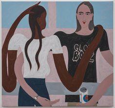 Artist: Charlie Roberts, Title: The Pop Shop, 2014