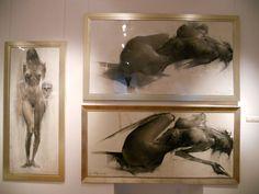 Bogusz Salwinski, Sacra humanum - desen, sculptura @ Galeria Autorska Jana Siuty (13)