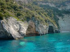 Paxos, swimming here 5.7.2013