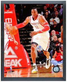 "Dwight Howard 2013-14 Rockets - 11"" x 14"" Photo in a Glassless Sports Frame"