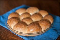 There is just something about piping hot rolls fresh out of the oven! My family loves to devour these fluffy and soft sprouted rolls! I think people shy away from making rolls thinking that they are time consuming or difficult, but this recipe and my easy method couldn't be much simpler. The dough for these...Continue Reading