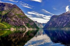 Hardangerfjord, Norway | 10 Breathtaking Fjords Of The World