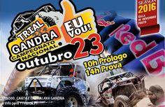 TTVerdePT - Campeonato de Trial 4x4 - Gandra