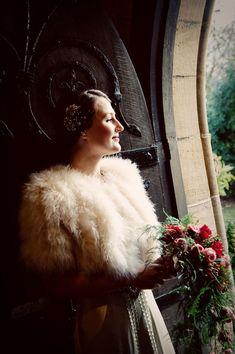 stay warm on your wedding day….Blaze & Lawrence Luxury Furs www.etsy.com/... #dreamsdocometrue #perfectday #luxury #hesaidyes #unforgettable #luxe #wedding #bride #bridal #fur #stole #cape #wrap #shrug #classic……...