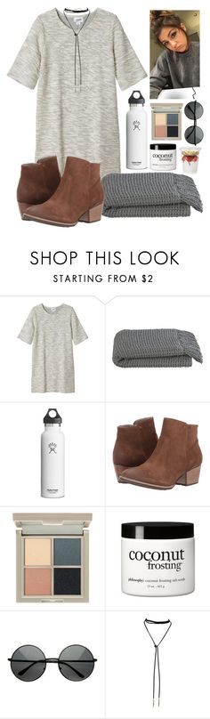 """""""✨~Keep your eyes on the stars and your feet on the ground~✨"""" by maris3456 ❤ liked on Polyvore featuring Monki, Crate and Barrel, Everest, Caterpillar, Ilia, philosophy, Bølo and Kendra Scott"""