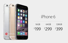 iPhone 6-nın ABŞ-da qiyməti