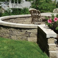 Stonewood Products has a huge selection of manufactured retaining walls for your design projects. Concrete retaining wall blocks from the best manufacturers Retaining Wall Pavers, Outdoor Pavers, Patio, Cement Steps, Cape Cod Ma, Manufactured Stone, Design Projects, Boston, Fire