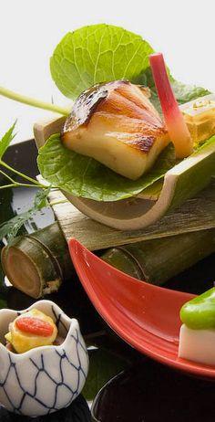 Koumei Nakamura's Japanese Cuisine レストラン中村孝明