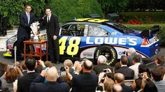 2008: Won 3rd title.  Photos: Six-time Sprint Cup champion Jimmie Johnson's career through the years | FOX Sports