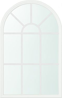 """Clear Door Glass with 17 Light External Grille with 24"""" x 66"""" Frame Kit by ODL 