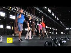 TRX® Kettlebell: Iron Circuit Conditioning Preview  Combining the TRX Suspension Trainer with kettlebell training yields a hybrid workout that packs a wallop. The TRX Kettlebell: Iron Circuit Conditioning video is an exceptional fusion workout that will build your strength, conditioning, mobility, stability and balance, all in one workout. Check out this preview and then visit the TRX Shop to pur...