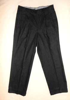Unisex style Made in Italy Baby Pull on Italian Cashmere Pants