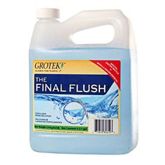 Grotek GTFF4L Final Flush Fertilizer 4 L ** To view further for this item, visit the image link.