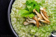 5 secrete pentru un cremos orez cu legume, bonus un risotto yummmi I Want To Eat, Risotto, Guacamole, Side Dishes, Bacon, Ethnic Recipes, Food, Fine Dining, Meals