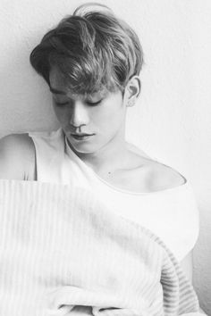 Jongdae #EXO My words have abandoned me in the face of such handsomeness.... And my air...