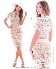 croșetat rochie 8