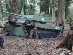 Airsoft Field, Paintball Guns, Delta Force, London Pictures, Shooting Range, New Room, Military Vehicles, Room Ideas, Google