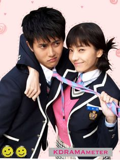 Delightful Girl Chan Hyung [2005] - a Hong sisters classic, in fact, their first one & highest rated of all time! They say this was such a phenomenon... Fresh, real cute, the couple's incessant bickering was enduring. A must-see for hardcore kdrama fans. This has left its imprint in pop culture and has become a reference point for other dramas.---my all time favorite kdrama!!