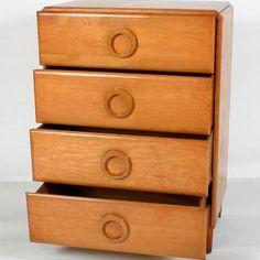 Mid-Century Dresser by Russel Wright on Chairish.com