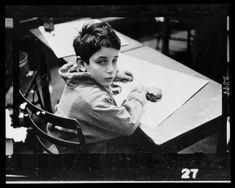 A group of images of children at school. Image: LOOK Magazine Photograph Collection (Library of Congress) | www.eklectica.in #eklectica