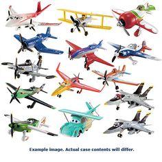 Contenu de la planche de stickers muraux Disney Planes (65 x 85 cm ...