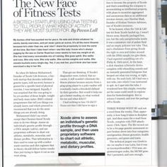 sin- 'I I I I I II IIIIIIIII IIIIIIIIIIIIIIIIIIIIIIIIIIIIIIII April 2015 The, New Face of Fitness Tests A BIOTEOH STAPTUP IS USING DNA TESTING TO TELL. http://slidehot.com/resources/the-new-face-of-fitness-tests-article.32168/