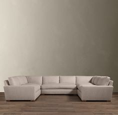 U Shaped Sectional for Family Room