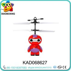 Hot-selling aircraft radio infrared induction flying toy minion flying toy