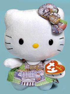 Hello Kitty (Capitol) - cat - Ty Beanie Babies