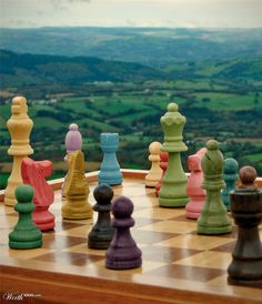 Chess color
