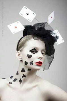 Dama cartas