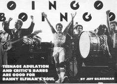 Oingo Boingo Article Kinds Of Music, Your Music, 80s Synth, Nu Jazz, Elf Man, Oingo Boingo, Re Animator, Disco 70s, Danny Elfman