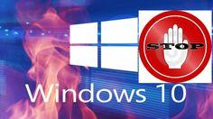 Как отключить принудительное обновление Windows 7/8 до Windows 10