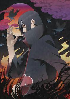 Itachi Uchiha, Naruto Shippuden Sasuke, Naruto Sasuke Sakura, Anime Naruto, Naruto Art, Anime Manga, Tsunade Wallpaper, Wallpaper Naruto Shippuden, Boruto