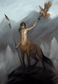 Centaur by iZonbi on DeviantArt