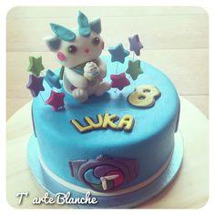 Yo Kai Watch cake Yo Kai Watch taart