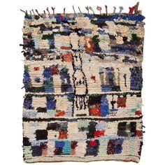identical eye: textiles moroccan rug