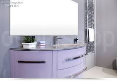 Risultati immagini per bagno color lavanda