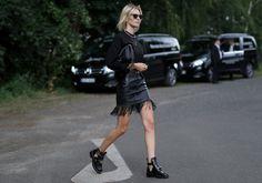 Lisa Hahnbück #LisaHahnbück #style #streetstyle #fashion #streetfashion #street #fashionweek #berlin #mbfw #mbfwb #moda #mode