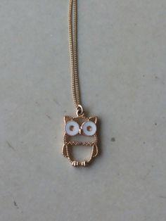 CUTE OWL PENDANT!!!