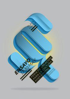 Ensayo Fair by Royal Studio, via Behance