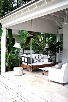 Tropical Inspired Home