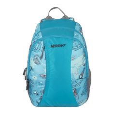 Wildcraft Loco VO Polyester Blue Casual Trendy Backpack @ Rs.1095