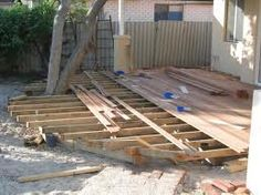 curved deck design - Google Search