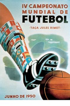 The Visual Evolution of FIFA World Cup Logos