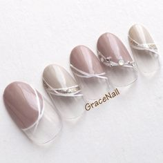 French Manicure Nails, French Nails, Colorful Nail Designs, Nail Art Designs, Love Nails, Pretty Nails, Glitter Nails, 3d Nails, Japanese Nail Design
