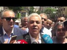 حمدين صباحي في نقابة الصحفيين | أطالب بإعتذار السيسي شخصيا