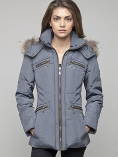 Lavish Coat - color to die for!