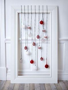 Décoration Noël salon : un air de fête dans mon salon - Côté Maison